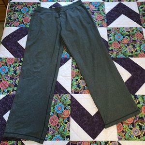 Men's Lululemon Sweatpants- Gray Kung Fu Pant